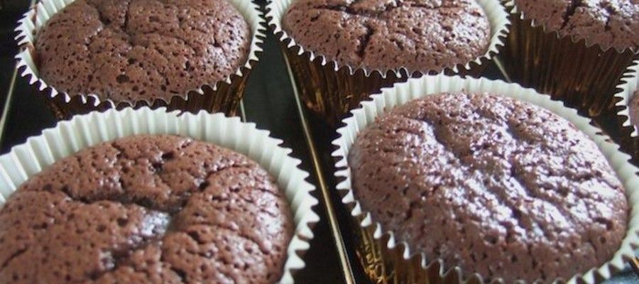 Best Brownie Cupcakes