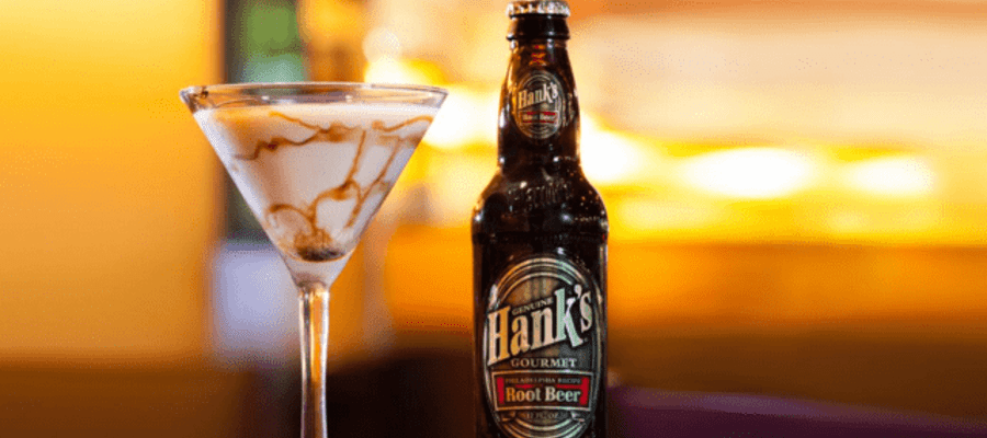 Philly's Own American Pub's The Hank's Root Beer Floatini