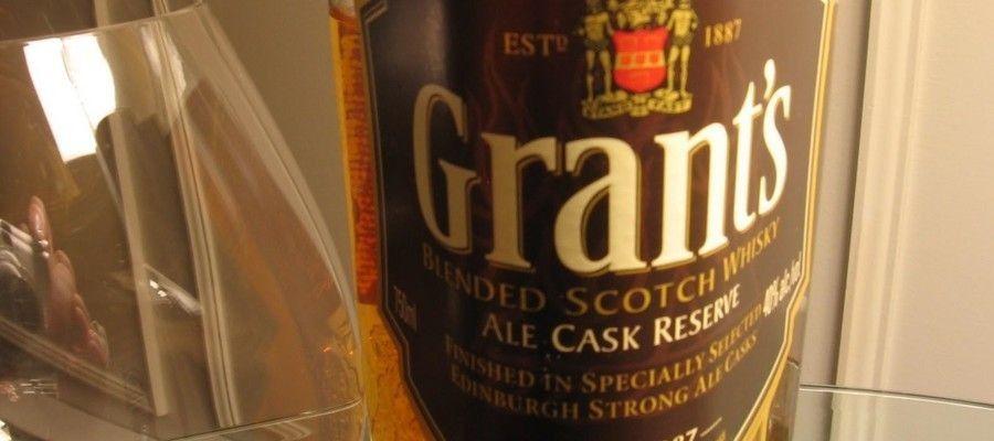 Grants Scotch Whisky