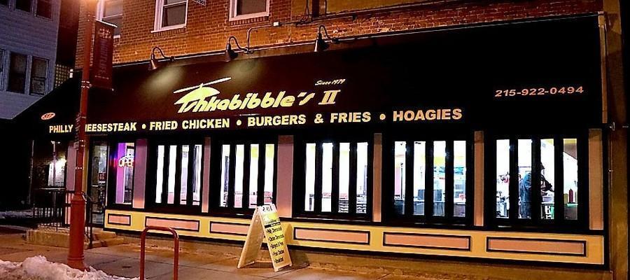 Ishkabibble's South Street Cheesesteaks