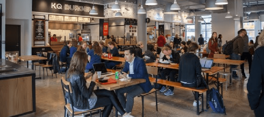 Philadelphia Food Halls and Markets