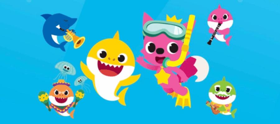 BABY SHARK LIVE! Academy of Music