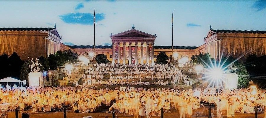 Dîner en Blanc Philadelphia 2017 Wait List Open