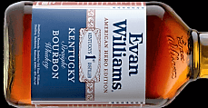 Evan Williams Bourbon Launches American Hero