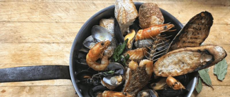 Philly's Baril Offers Bouillabaisse on the First Friday of Every Month