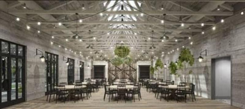Terrain Gardens Charming American Eatery and Event Space