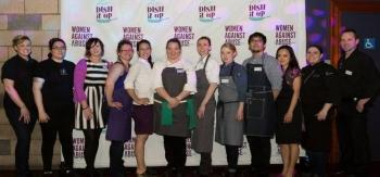 Women Against Abuse Announces Celebrity Judges and Chefs in Philadelphia's Only Female Chef Competition