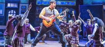 The Kimmel Center Presents: School of Rock