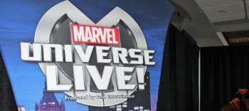 Behind The Scenes At Marvel Universe Live