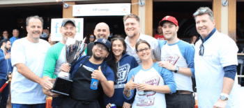 Lucky's Last Chance Wins 2018 Philly Burger Brawl