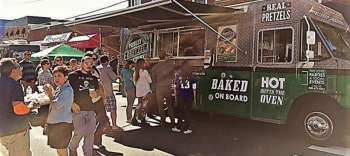 Philly Pretzel Factory Food Truck Heading to Minneapolis