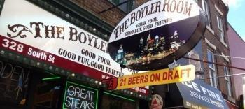 The Boyler Room South Street