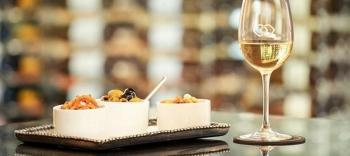 """Sofitel Philadelphia celebrates the French tradition of """"vendanges"""" or """"late harvest"""" each fall. As part of the international Sofitel Wine Days, Sofitel Philadelphia will host several special events and wine flights in urban chic Liberté Lounge."""