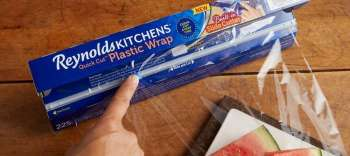 Reynolds Wrap Debuts Quick Cut Plastic Wrap