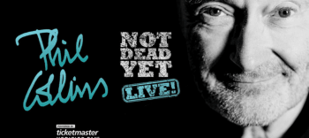 Phil Collins Not Dead Yet, Live! Tour Coming to Philly