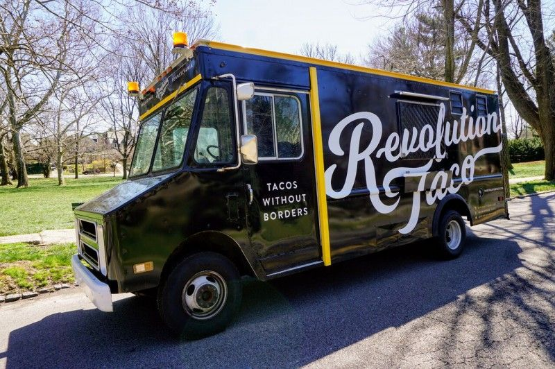 Food Truck Catering Reading Pa