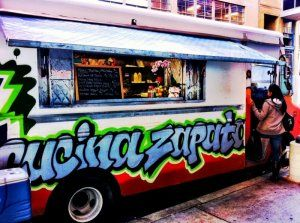 Cucina Zapata Food Truck