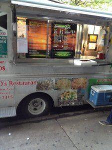 Jamaican D's Food Truck