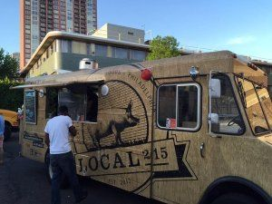 Local 215 Food Truck